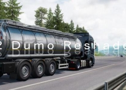 ETS2 ULTIMATE REAL RESHADE V3.0补丁1.37